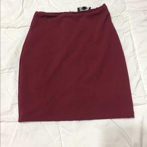 Lulus pencil skirt